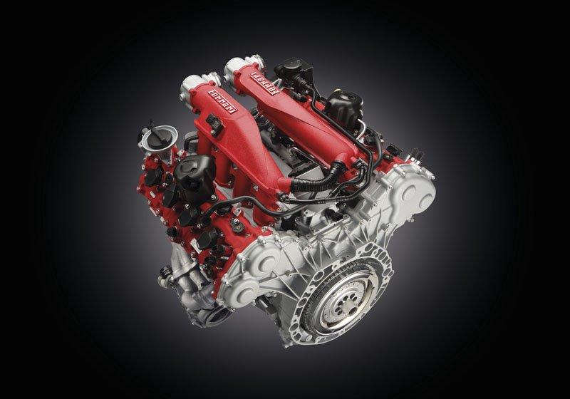 2014 Ferrari California T