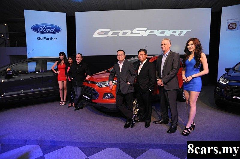 全新Ford EcoSport