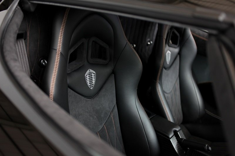 2014 Koenigsegg Agera S