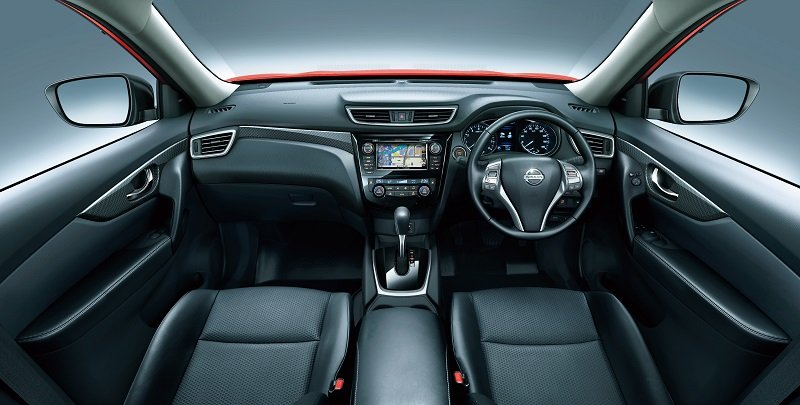 2014 Nissan X-Trail CKD