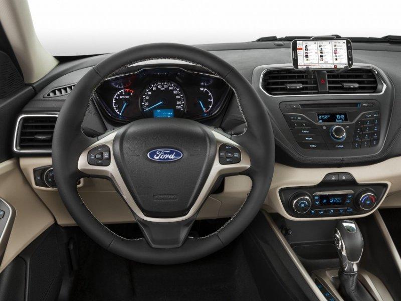 Ford Escort重生登场