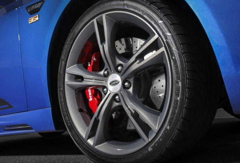 Ford FPV GT F 351