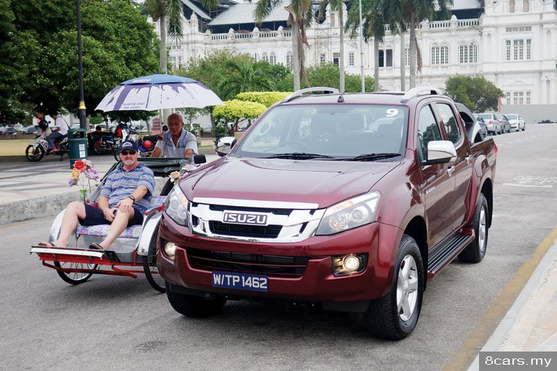 Isuzu D-MAX V-Cross 3.0L