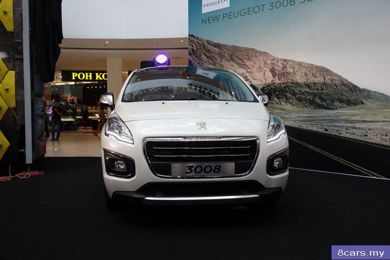 2014 Peugeot 3008 SUV