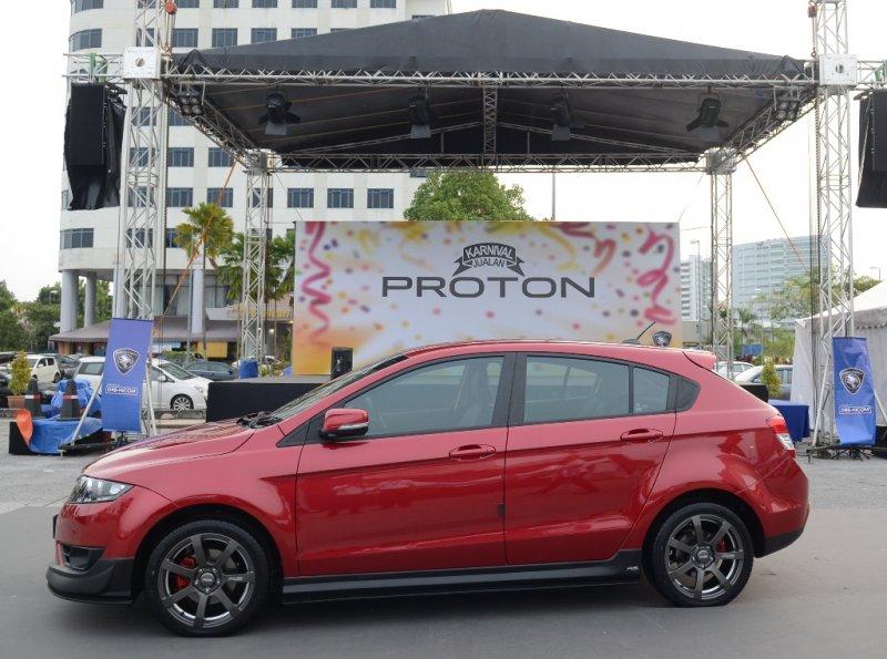 2014 Proton Suprima S Super Premium 新车