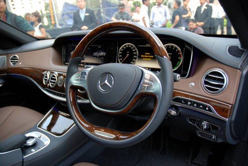 2014 M-Benz S 400 L Hybrid