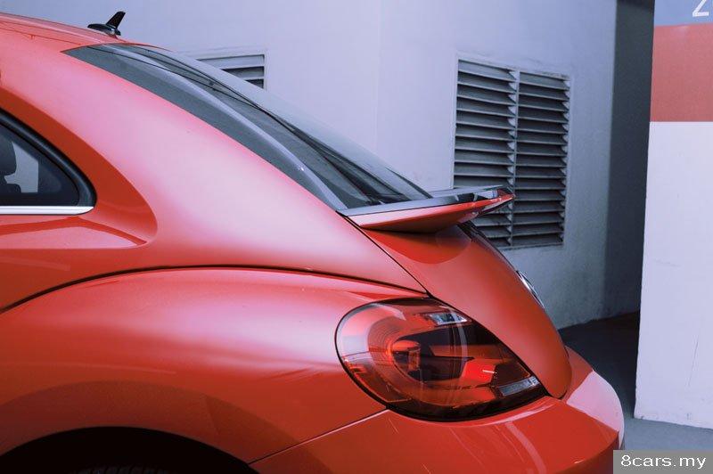 VW Beetle 1.4 TSi