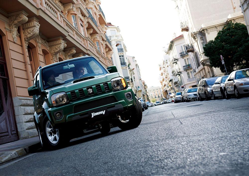 新款Suzuki Jimny減價慶馬年