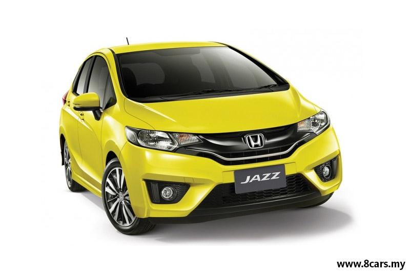 第三代Honda JAZZ泰国登场