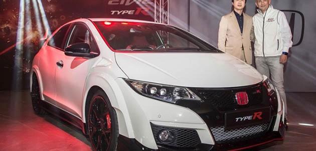 全新Honda Civic Type R搭载2.0升VTEC涡轮达310PS/400Nm!
