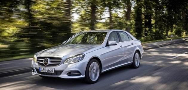2015 Mercedes Benz E-Class丰富配备更升级