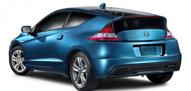 Honda搭上涡轮列车,下一代CR-Z VTEC Turbo引擎?