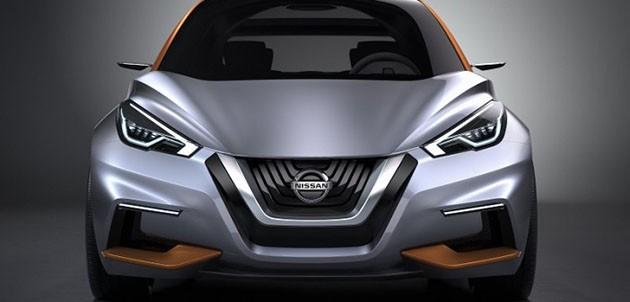 Nissan Sway Concept家族小车新风貌