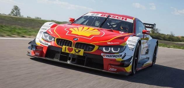 Shell与BMW加强合作关系