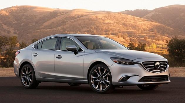 Camry最强对手-Mazda6即将本地亮相!