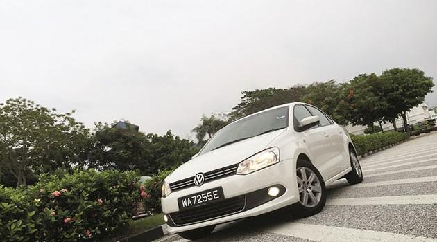 平凡却不平庸Volkswagen Polo Sedan