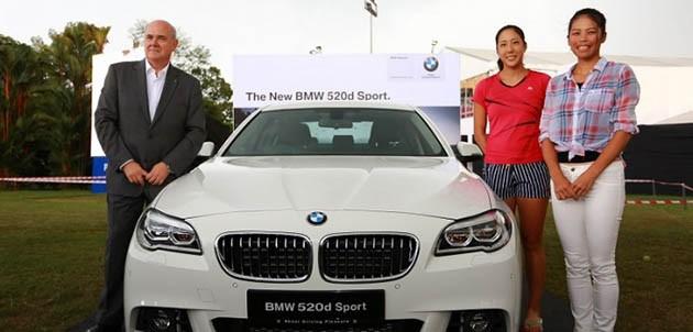 限量版BMW 520d Sport本地发表