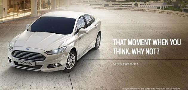 全新Ford Mondeo下个月我国登场!