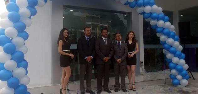 Peugeot Petaling Jaya经销中心耗资100万