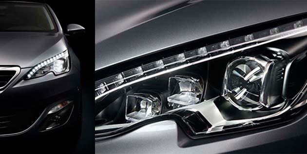 All New Peugeot 308正式发表