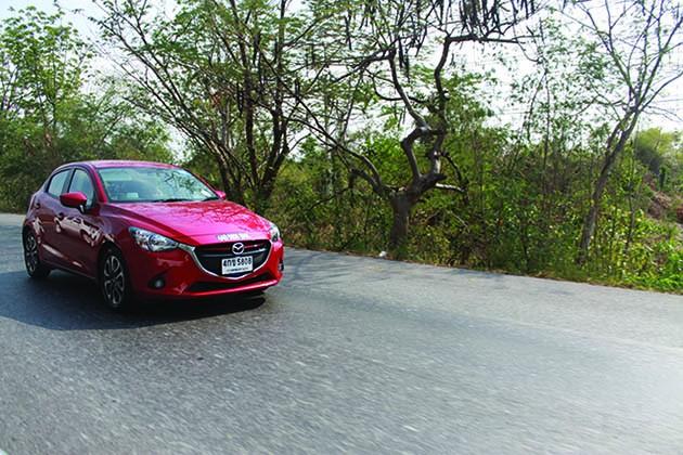 Mazda2 Skyactiv-D,更多动力更加节能!