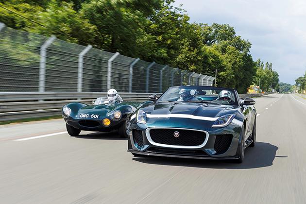 本地市场获分配两辆历来最快及最强的量产型美洲豹超级跑车