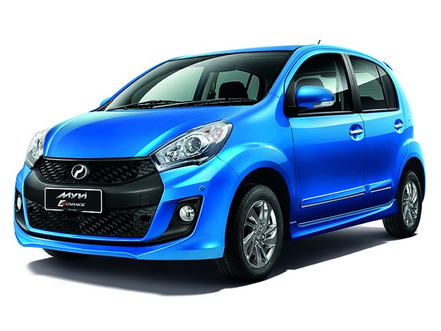Perodua Myvi获得年度最物有所值汽车大奖