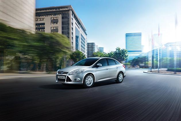 Focus、Fiesta及EcoSport车款的特别促销活动