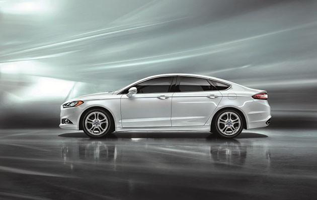 New Ford Mondeo开放预订!
