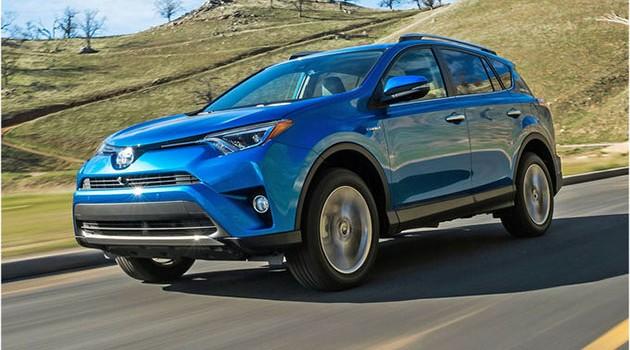 Toyota Rav4小改款,首度导入hybrid!