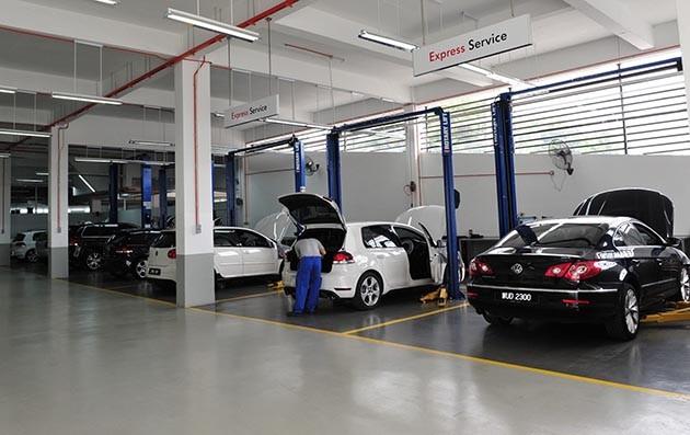 福士伟根马来西亚推介首创技术服务中心