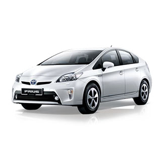 2014 Toyota Prius Luxury