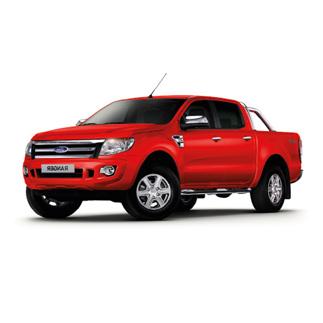2014 Ford Ranger 3.2L XLT 4×4 MT