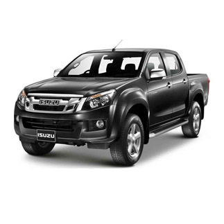 2014 Isuzu D-Max 2.5L 4×2 MT Hi-Ride