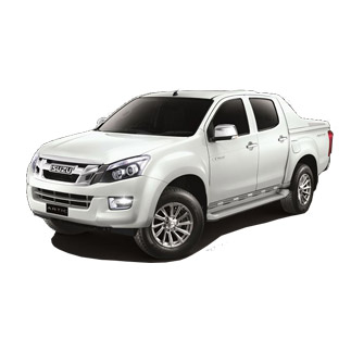 2014 Isuzu D-Max Artic 2.5L 4×4 AT