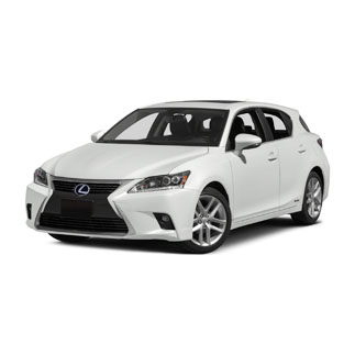 2014 Lexus CT 200h Luxury