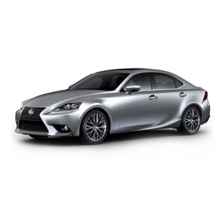 2014 Lexus IS 300h