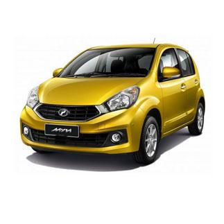 2015 Perodua Myvi 1.3 Premium X A/T