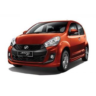 2015 Perodua Myvi 1.5 SE M/T