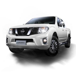 2014 Nissan Navara SE 2.5 M/T 4WD