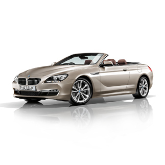 2014 BMW 640i Convertible