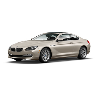 2014 BMW 650i Coupe