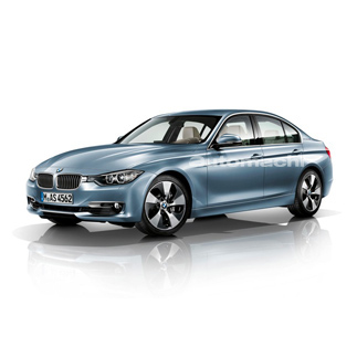 2014 BMW ActiveHybrid 3 Luxury
