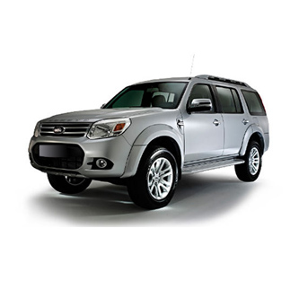 2014 Ford Everest 3.0L 4×4 XLT Automatic