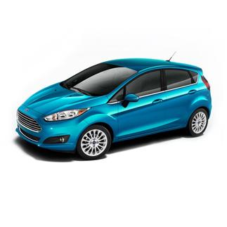 2014 Ford Fiesta 1.5L Sport