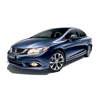 2015 Honda Civic 1.8S