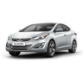 2015 Hyundai Elantra Gamma 1.6 A/T High Spec
