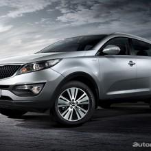 2014 Kia Sportage 2.0 AWD