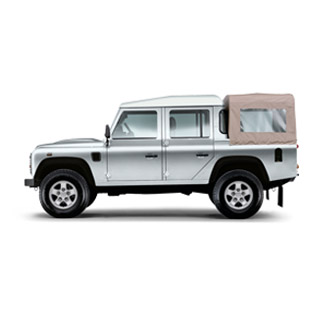 2014 Land Rover Defender 110 Double Cab Pick-Up