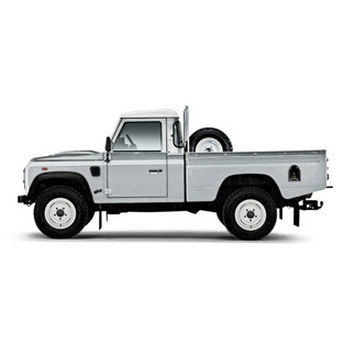 2014 Land Rover Defender 110 High Capacity Pick-Up